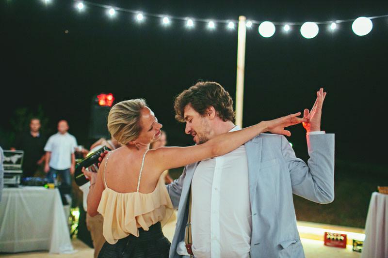 fotos baile boda