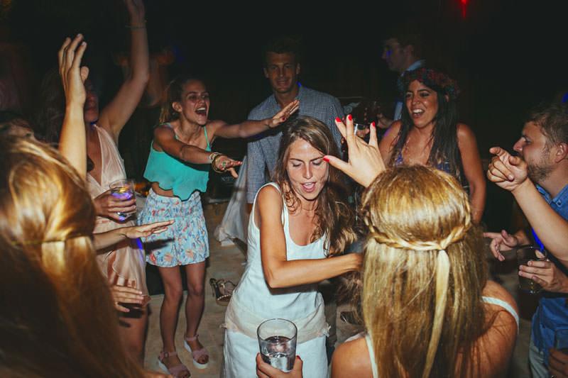 fotografias baile boda