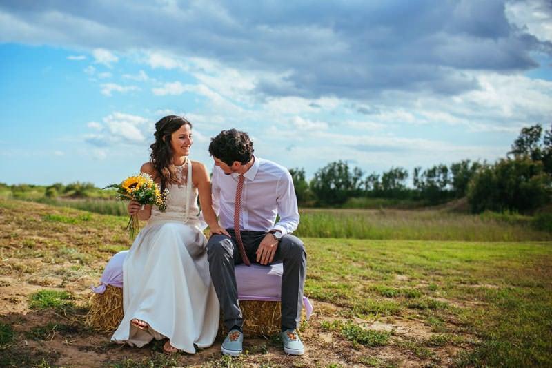 boda en olivar
