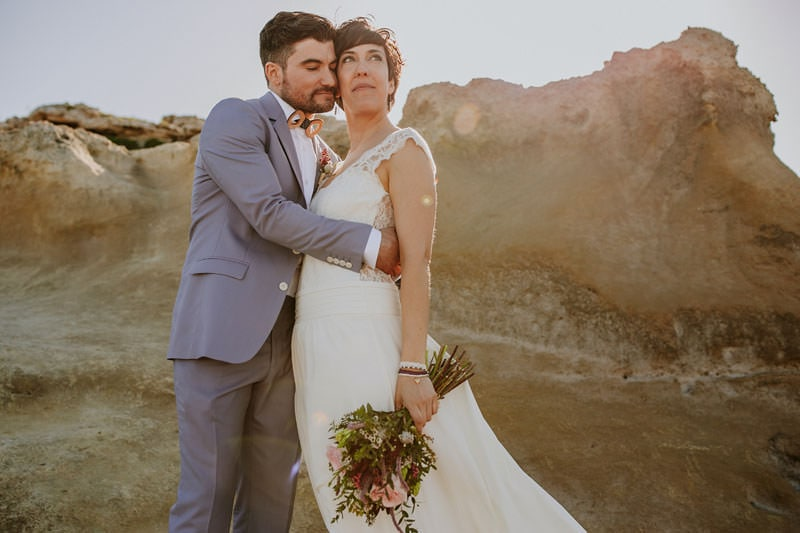 boda menorca sara lazaro