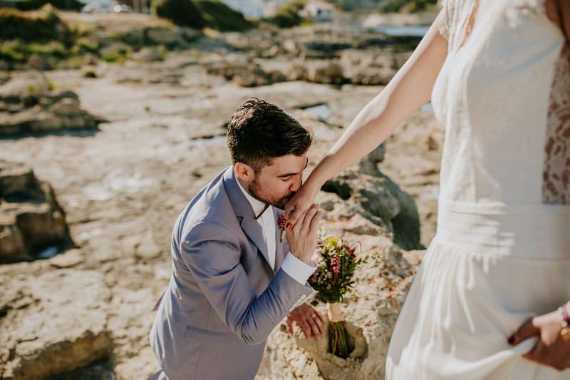 casarse en menorca sara lazaro