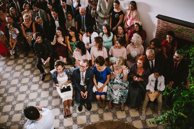 boda interior barcelona