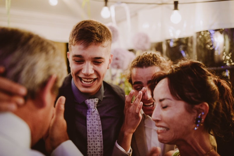 boda de noche menorca