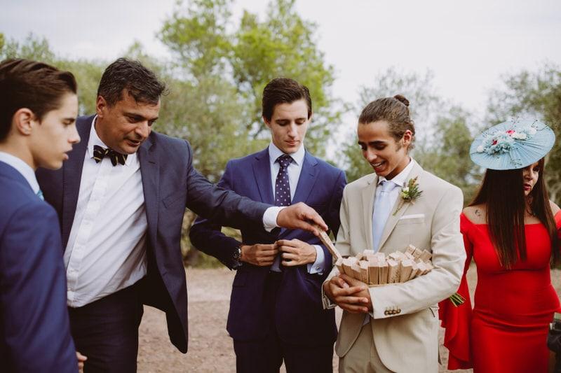 boda intima menorca