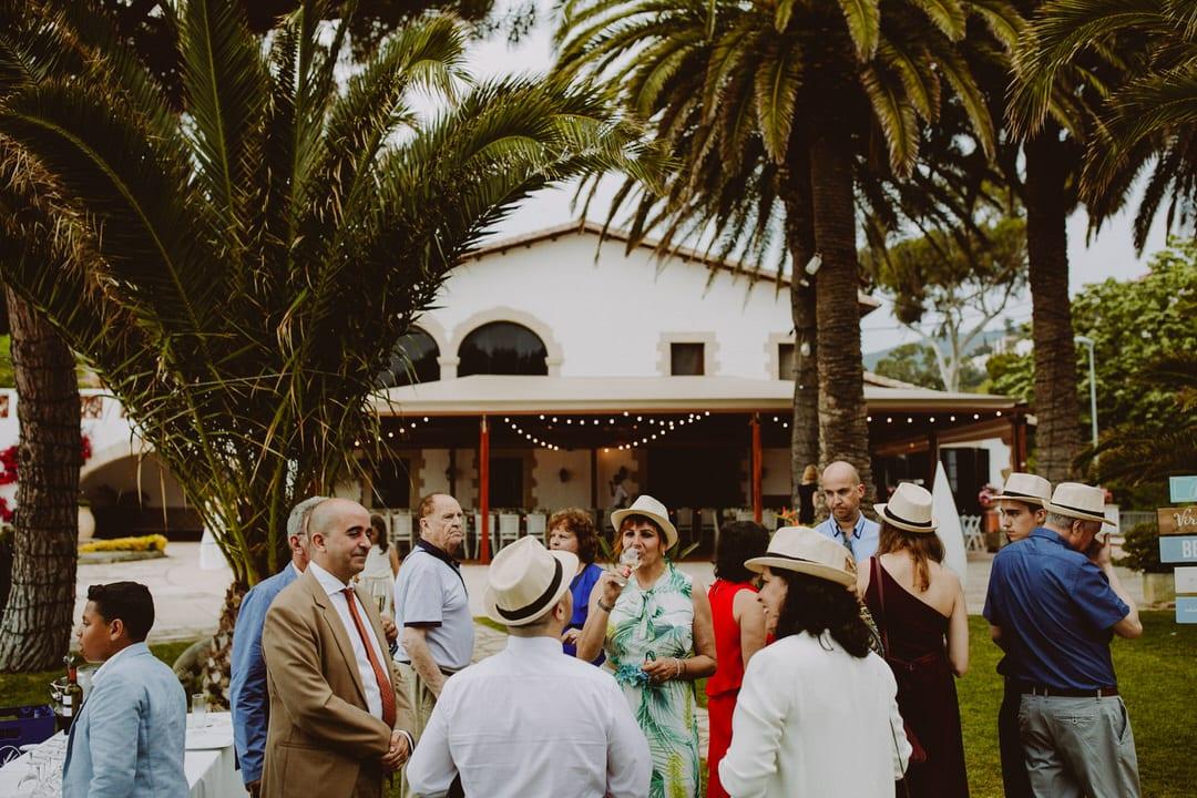 boda santa cristina de aro