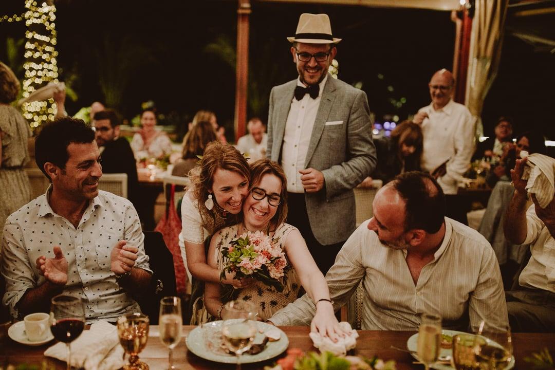 boda costa brava chiringuito