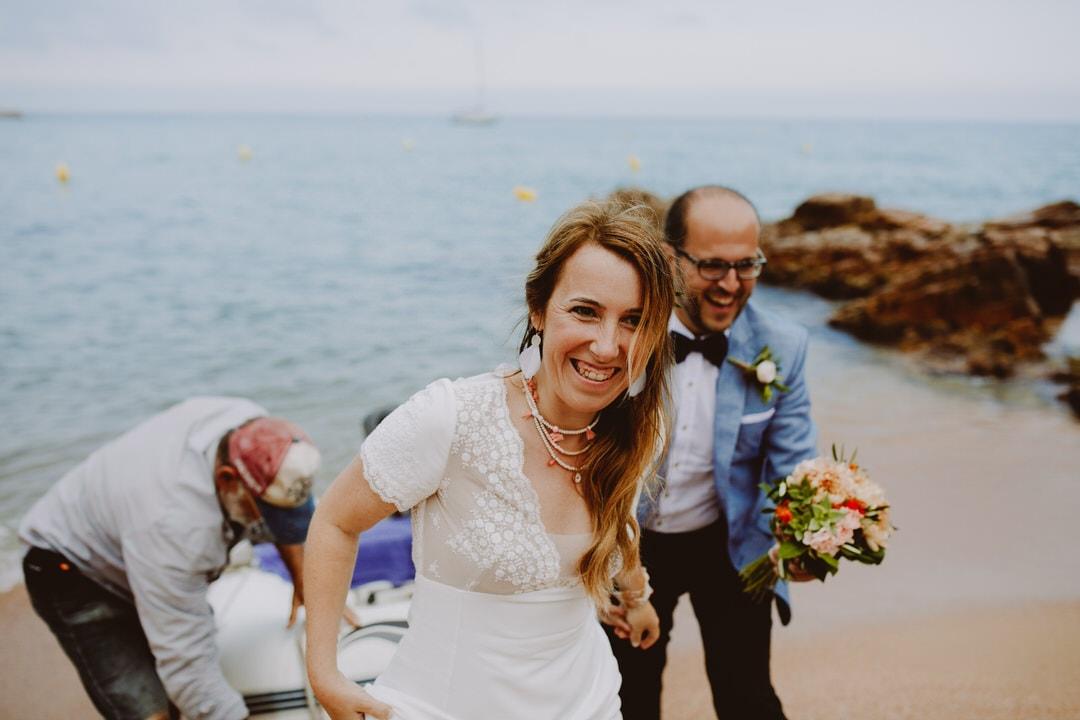 boda barco barcelona girona