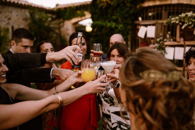 fotografias boda masia catalana