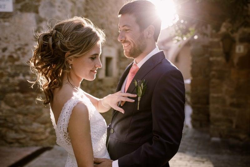 boda iglesia Ullastret Peratallada