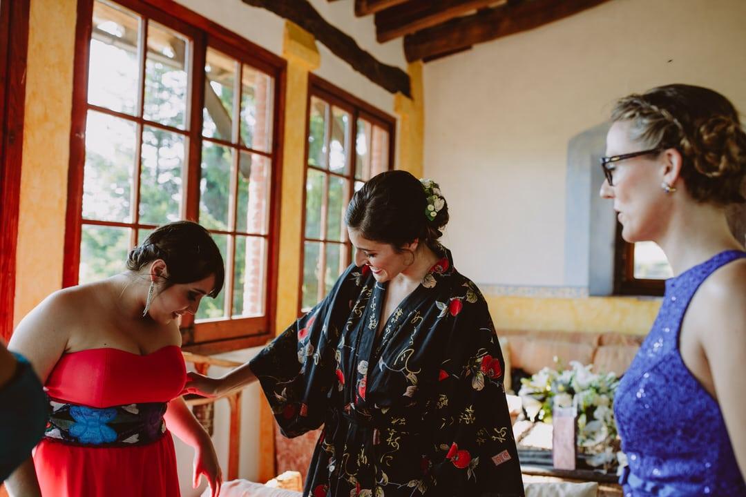 boda naturaleza barcelona
