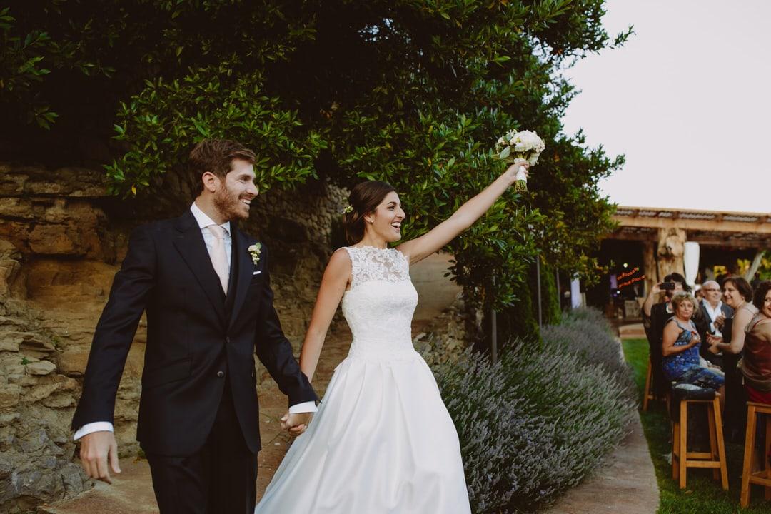 boda campestre masia girona