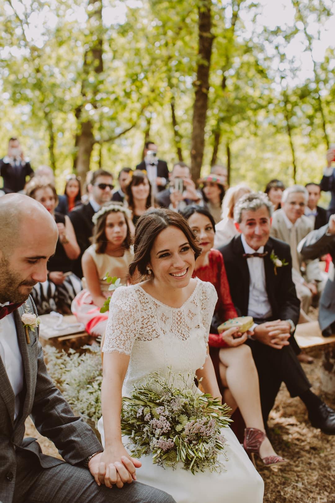 fotografias boda bosque masia girona