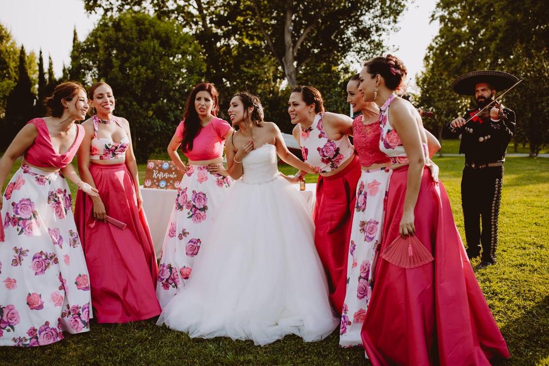 boda mexicana barcelona