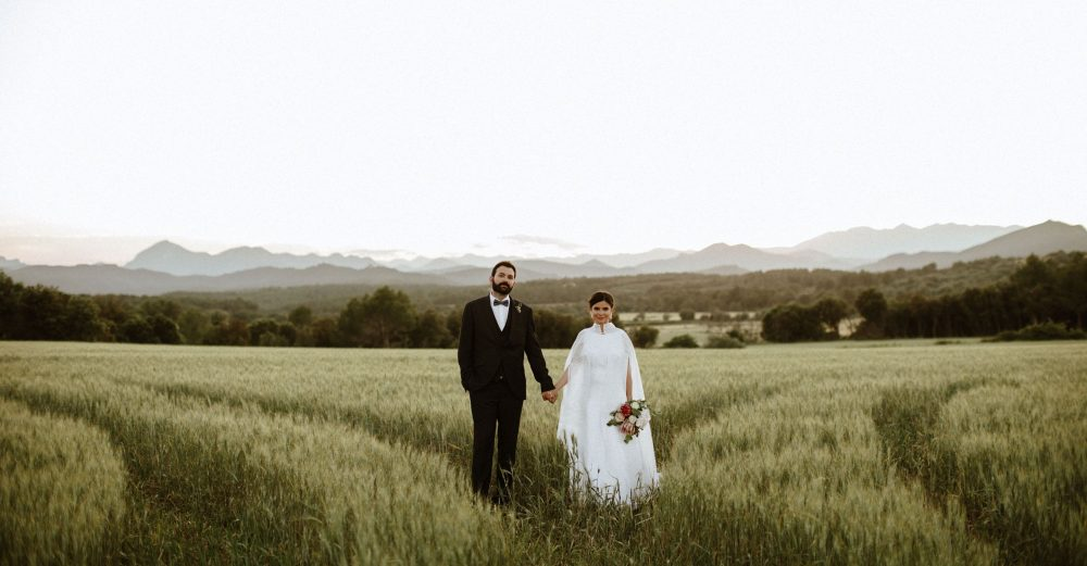 fotografo boda campo barcelona