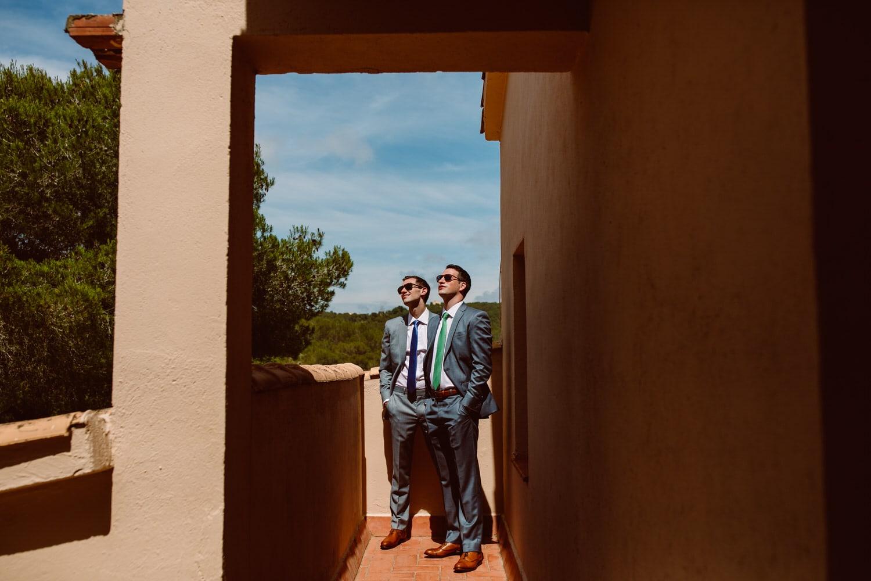 boda gay mas santo sitges