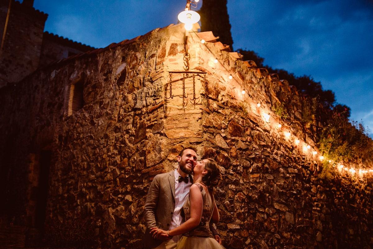 fotografias boda masia tipica catalana