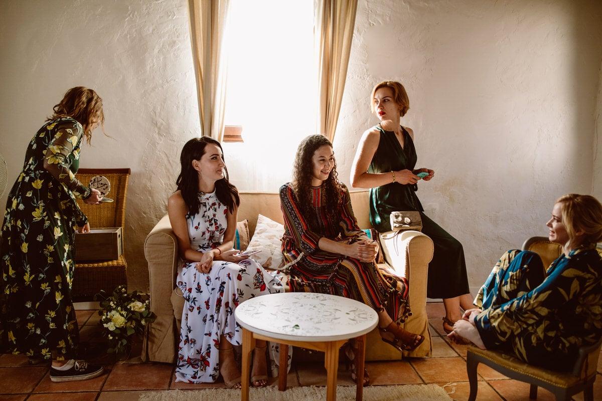 boda gente joven barcelona