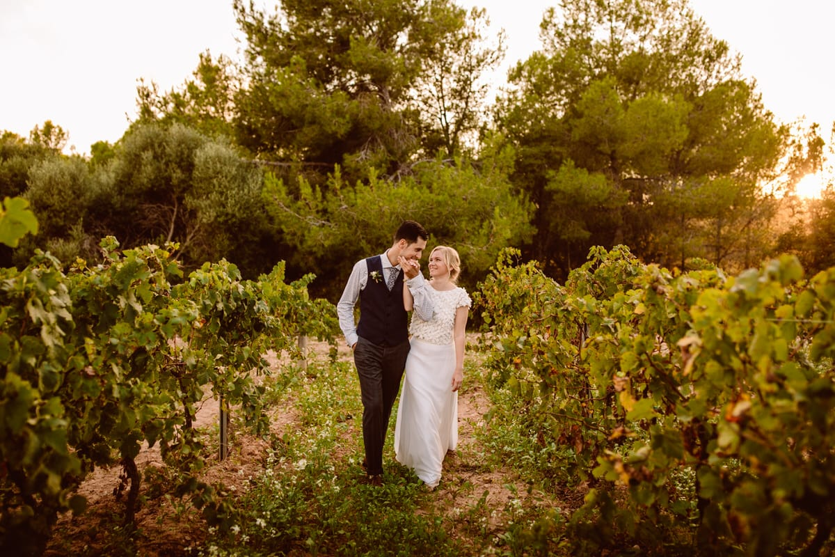 fotografo boda boho mediterranea barcelona