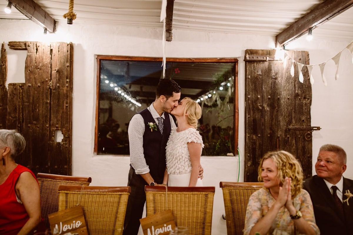 fotografias cena boda aire libre