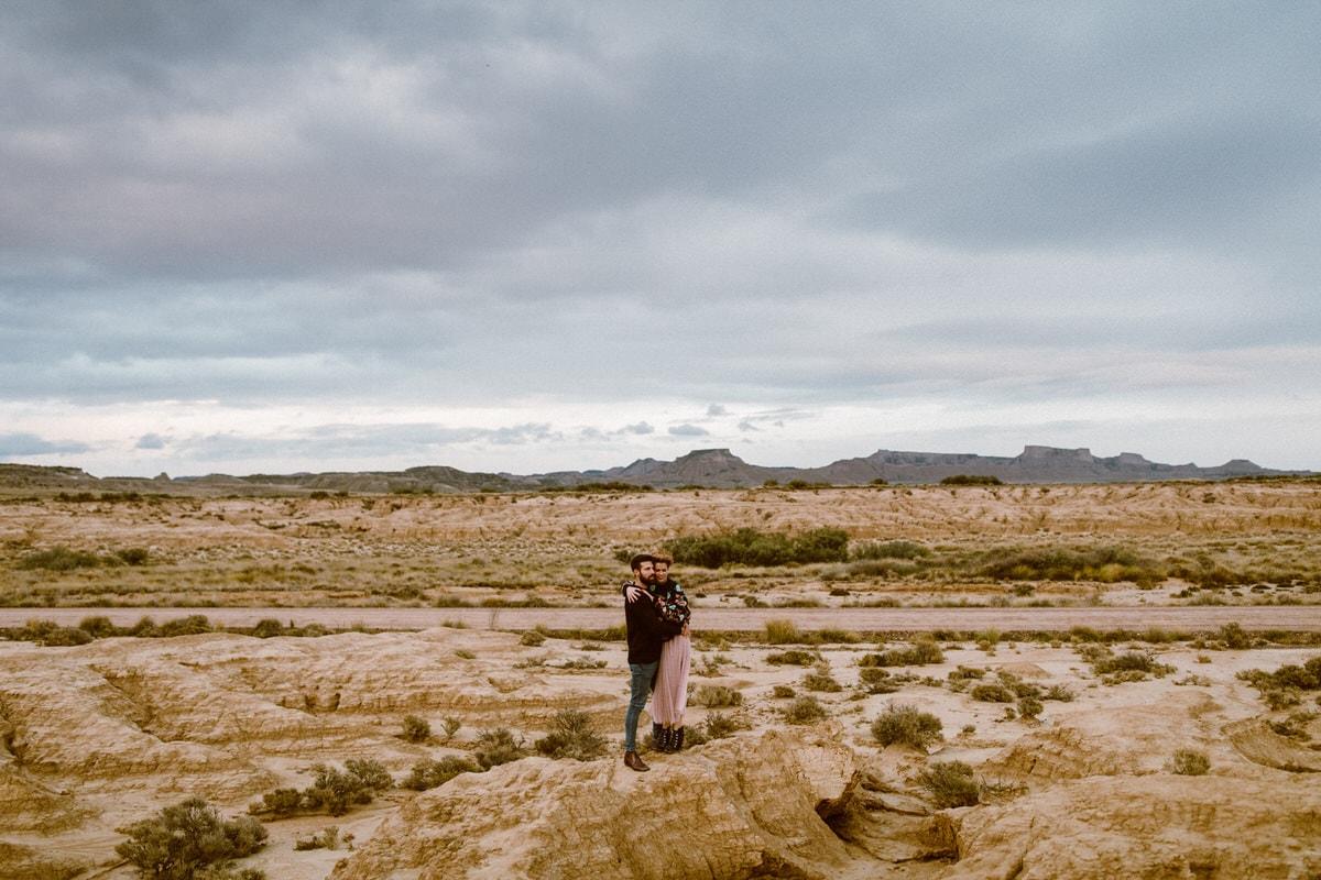 preboda desierto bardenas reales