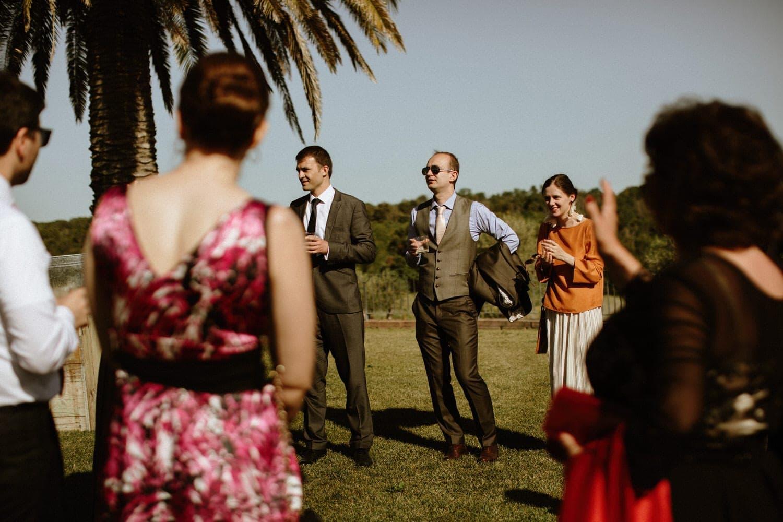 casarse en la naturaleza barcelona sara lazaro