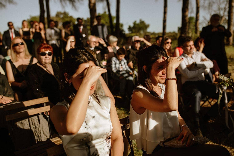 boda en la naturaleza barcelona sara lazaro