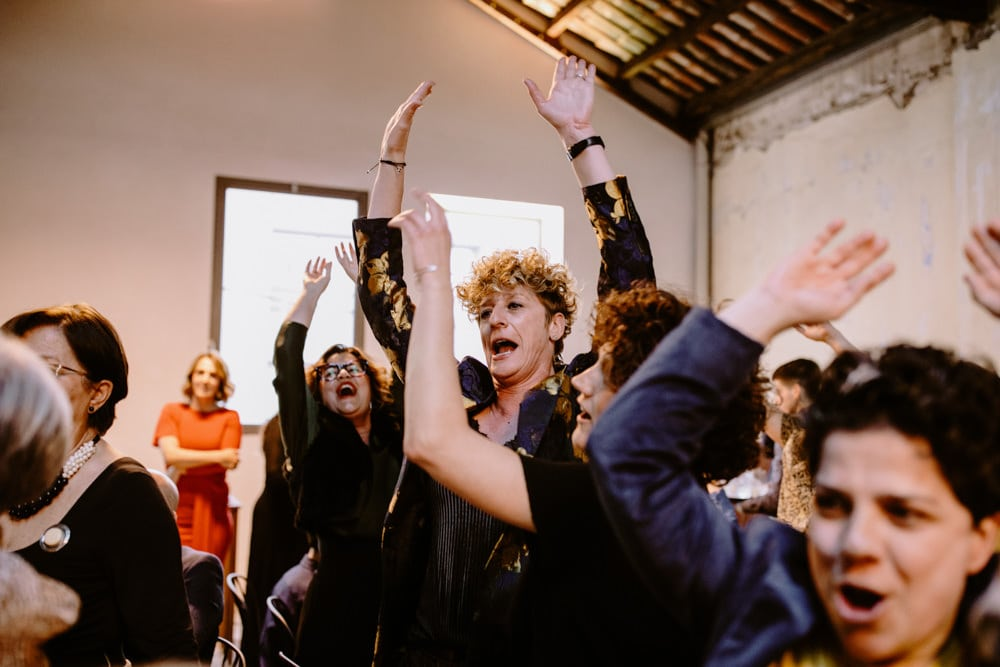boda poble nou barcelona